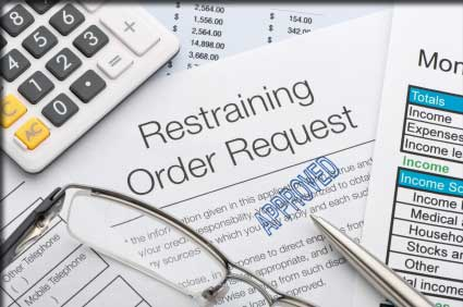 Restraining Orders - Family Law Office of Yana Berrier